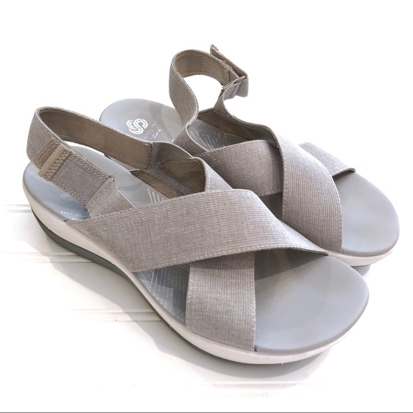 top-rated authentic online women CLARKS Cloudsteppers Sandals